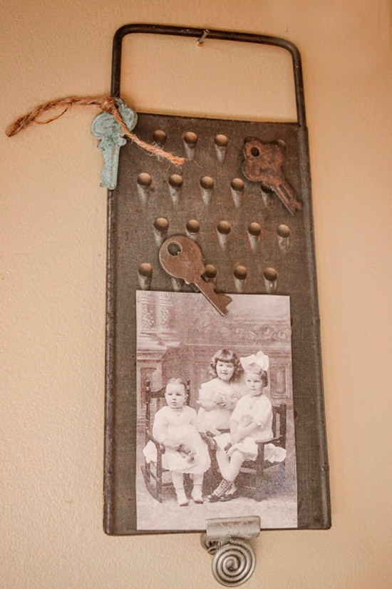 DIY konyhai dekoráció