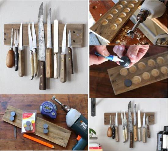 ייצור מחזיק סכין מגנטי