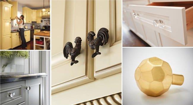 כפתורים לחזיתות למטבח