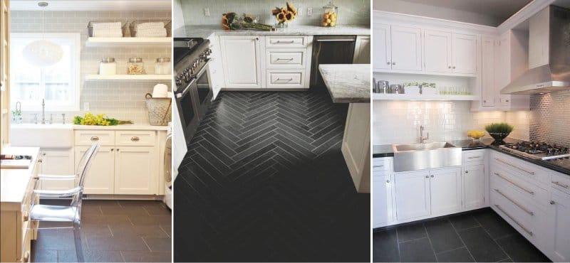 kontrast podlahy