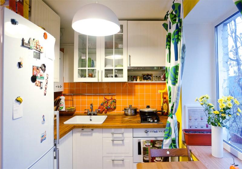 Mini ev aletleri ile mutfak