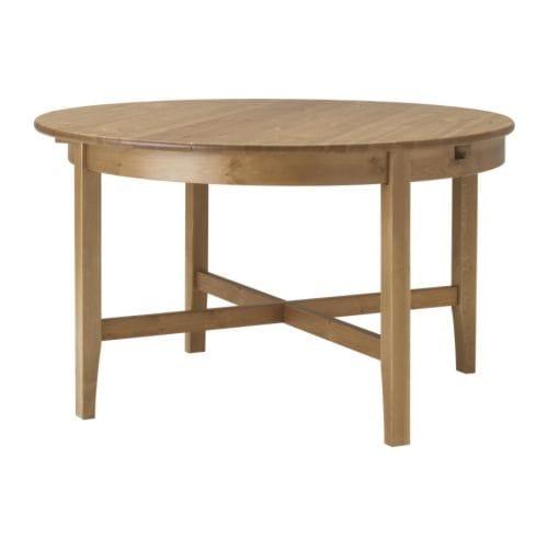 הזזה שולחן LEKSVIK מ IKEA