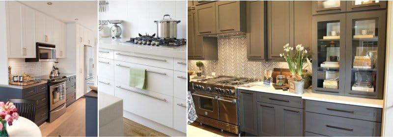 מטבח מטפל בסגנון מודרני, קלאסי, סקנדינבי