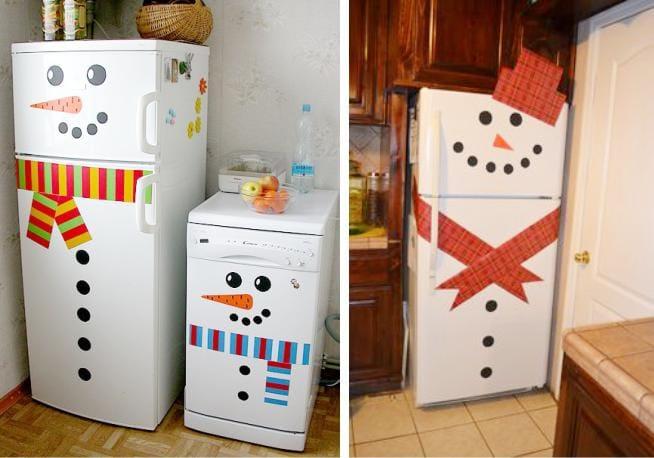 Hóemberek hűtőszekrényei