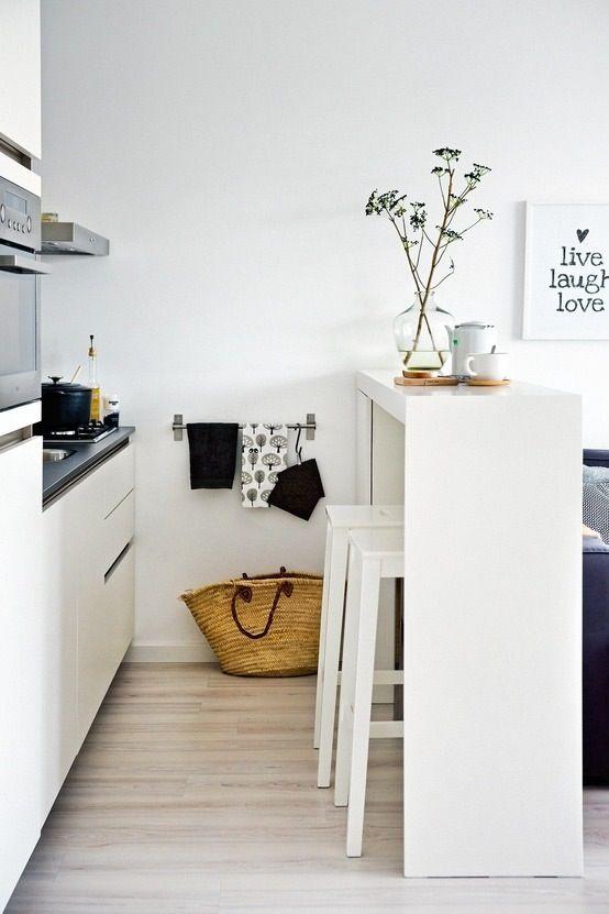 Keukenontwerp Met Een Bar 60 Foto S Gids Over De Keuze En Het Arrangement