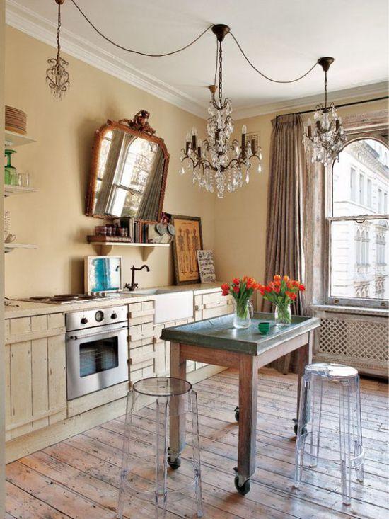 Décoration de cuisine provençale