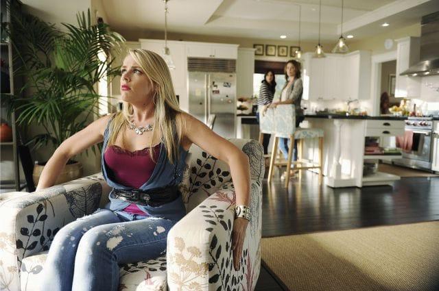 A belsőépítészet a sorozat Cougar Town - Jules