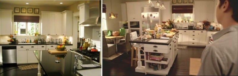 Jules Kitchen Interior