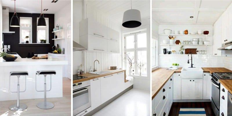 Cuisine de style scandinave