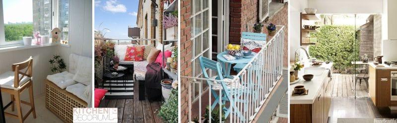 Ebédlő az erkélyen
