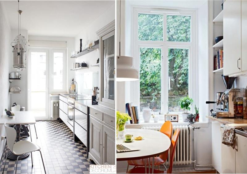 Bahagian Dapur Sempit Ide Terbaik Untuk Reka Bentuk Dan Penempatan Perabot 80 Photos