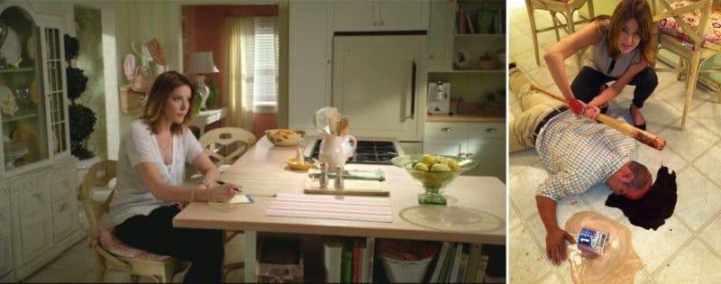 A sziget és a bárszék a televíziós sorozatban a Predators City - Ellie's Kitchen
