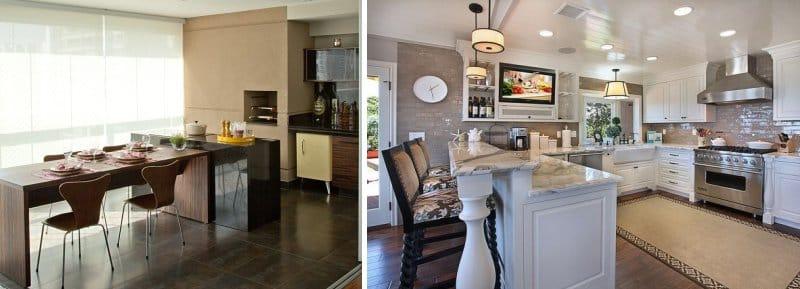 TV a nagy konyhában