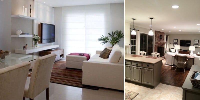 TV a nappaliban