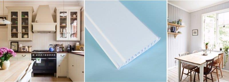 PVC bélés a konyhában