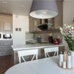 Dapur gaya Beige Provence