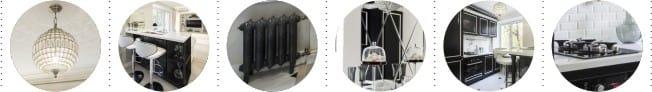 Egy egyszobás apartman kialakítása kis konyhával és nappalival - részletek