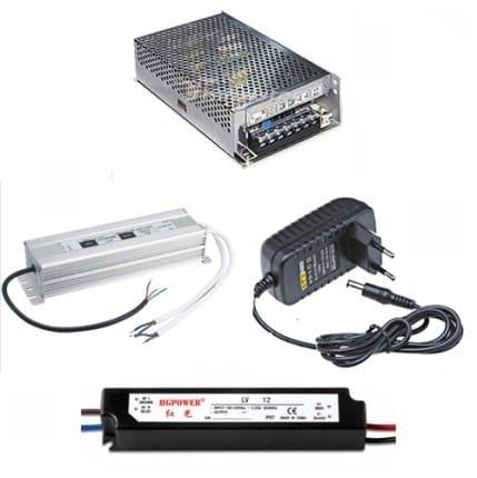 ספק כוח עבור רצועת LED