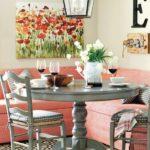Gambar dalam reka bentuk ruang makan