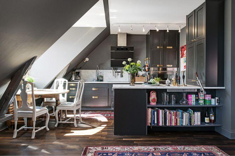 Dapur hitam