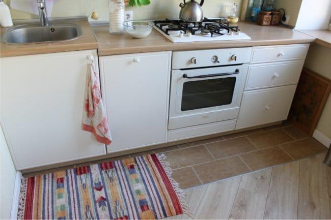 Munkaterület - Kombinált padló