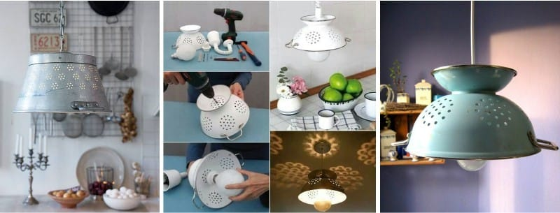 Lampe DIY - Idées