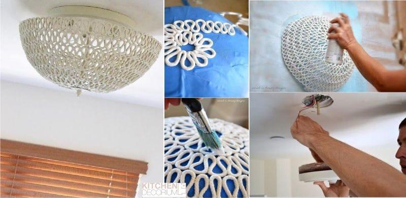 Lampe DIY - classe de maître