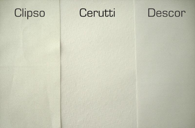 Plafonds en tissu de différents fabricants