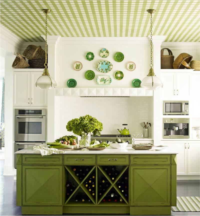 Dapur hijau