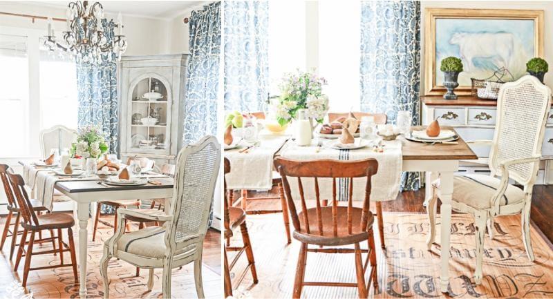 Tee-se-itse-keittiön pöytä - design-ideoita