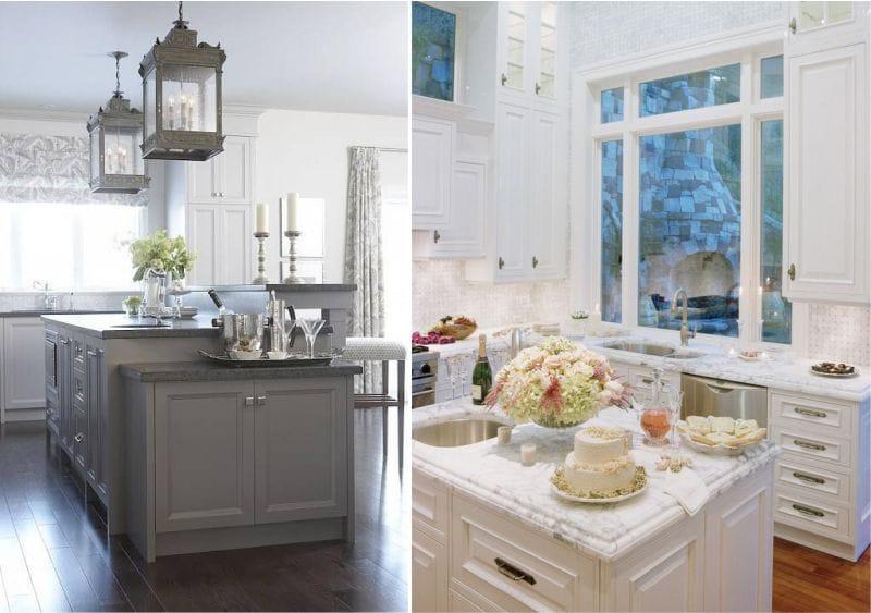האי במטבח - בסגנון קלאסי