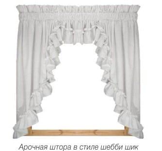 Blind-arch a chebbi stílusában