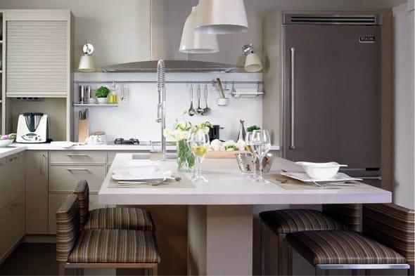 Sconce u kapoty v kuchyni