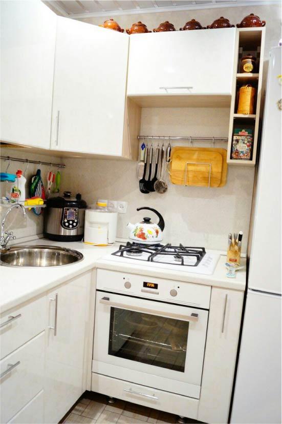 Dapur putih bajet