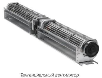 Tangenciális ventilátor