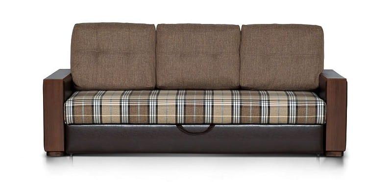 ספה עם מנגנון של Evroknizhka