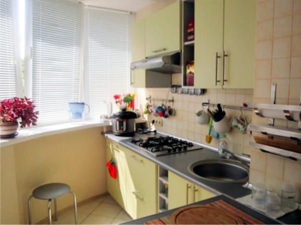 A konyhát az erkélyre mozgatják