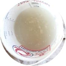 Liima ei-kudotusta tapetista