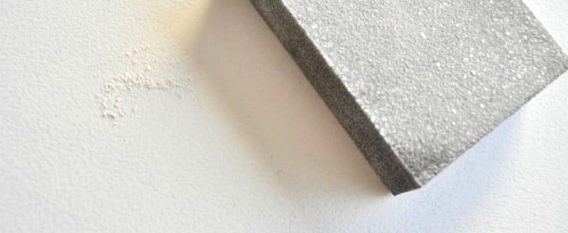 Pemulihan meja - pengisaran permukaan primed