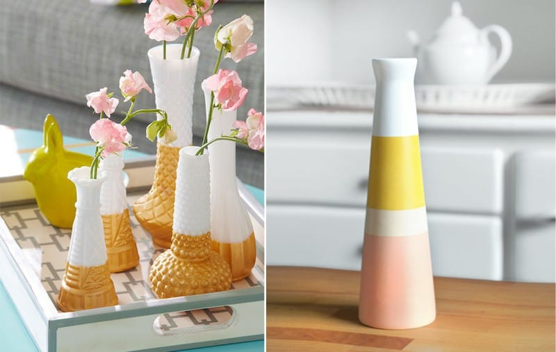 Ötletek kerámia vázák festésére