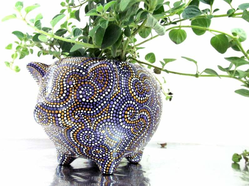 Festés ötletek kerámia váza