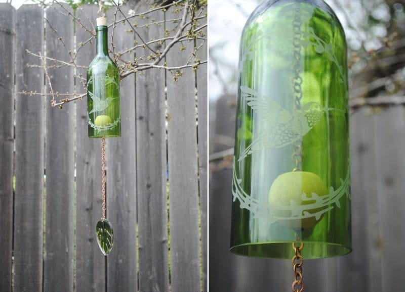 איך לקצץ בקבוק