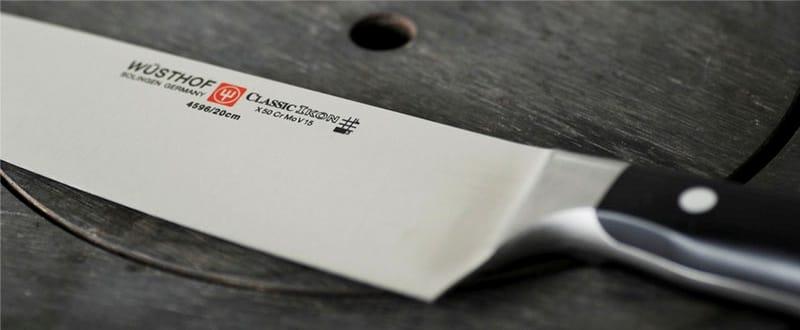 Couteau Wusthof classique ikon 20 cm