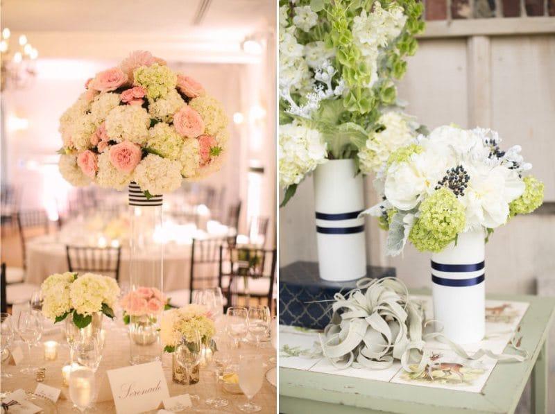 Esküvői vázák festése