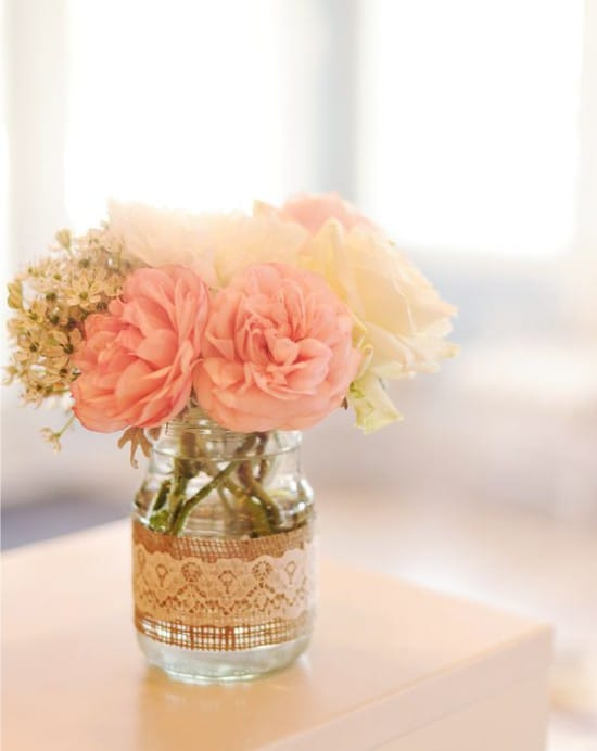 Váza a dobozból