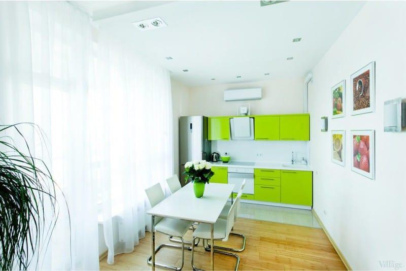 Zöld konyha