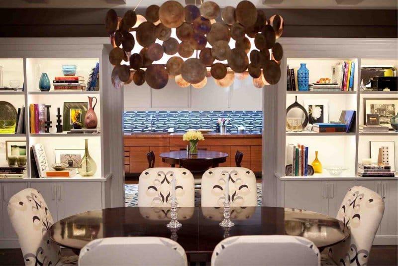 Cozinha e sala de jantar Kerry e Biga