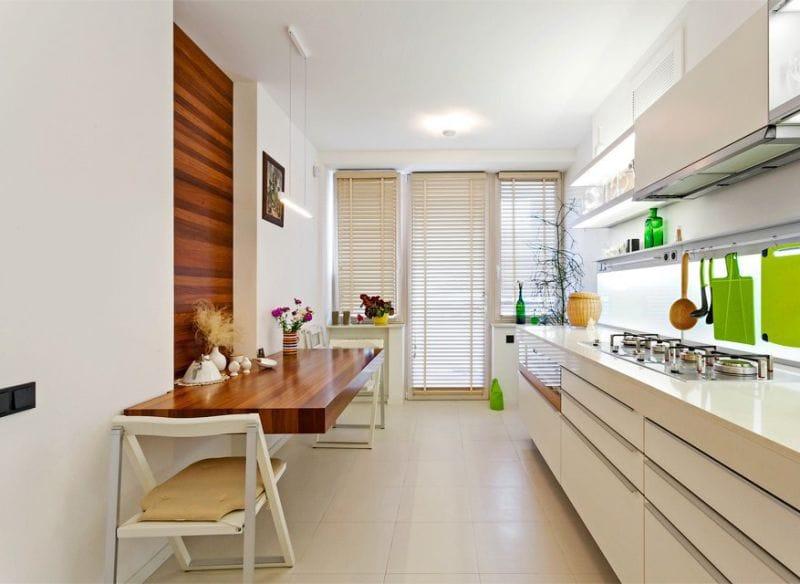 Кухня с MDF фасади