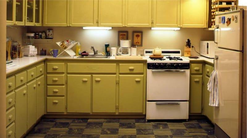 Cozinha da série