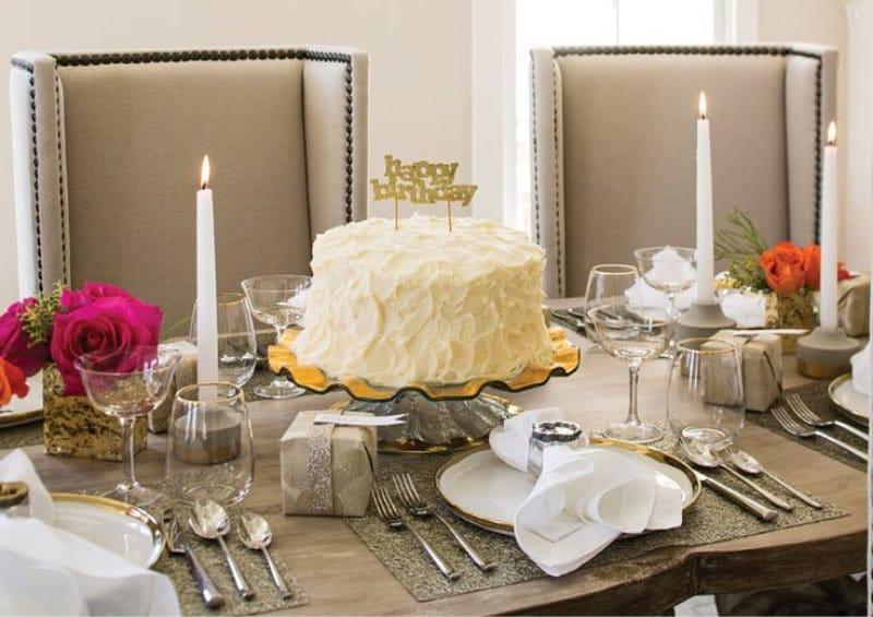 שולחן יום הולדת